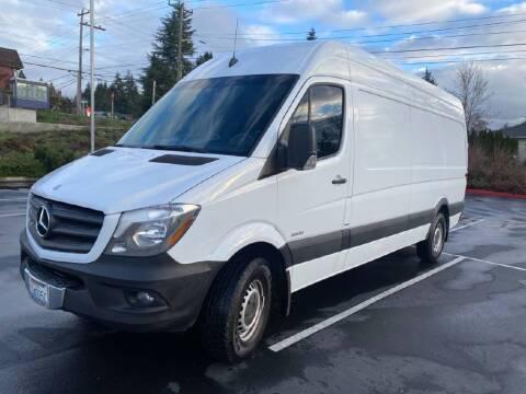 2015 Mercedes-Benz Sprinter Cargo for sale at Washington Auto Loan House in Seattle WA