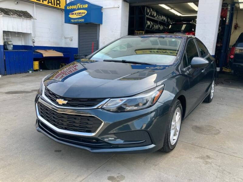 2018 Chevrolet Cruze for sale at US Auto Network in Staten Island NY