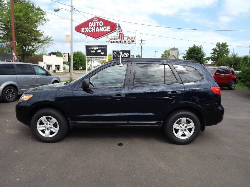 2009 Hyundai Santa Fe for sale at The Auto Exchange in Stevens Point WI
