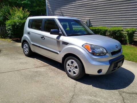 2011 Kia Soul for sale at Don Roberts Auto Sales in Lawrenceville GA