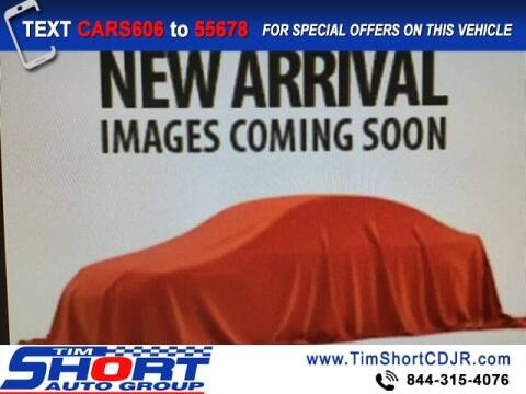 2019 Dodge Journey for sale at Tim Short Chrysler in Morehead KY