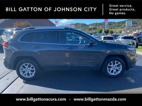 2014 Jeep Cherokee for sale at Bill Gatton Used Cars - BILL GATTON ACURA MAZDA in Johnson City TN