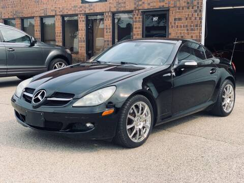 2008 Mercedes-Benz SLK for sale at Supreme Carriage in Wauconda IL