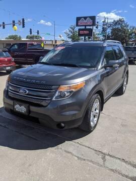2015 Ford Explorer for sale at Corridor Motors in Cedar Rapids IA