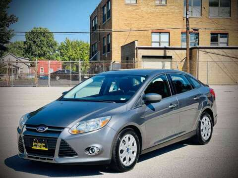 2012 Ford Focus for sale at ARCH AUTO SALES in Saint Louis MO