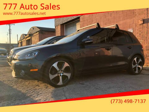 2011 Volkswagen Golf for sale at 777 Auto Sales in Bedford Park IL