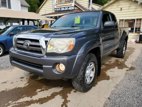 2010 Toyota Tacoma for sale at Auto Town Used Cars in Morgantown WV