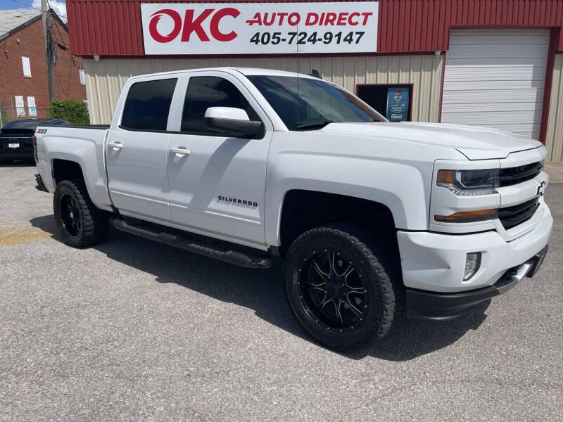 2016 Chevrolet Silverado 1500 for sale at OKC Auto Direct, LLC in Oklahoma City OK