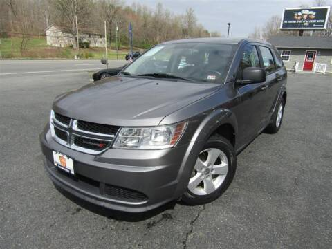 2013 Dodge Journey for sale at Guarantee Automaxx in Stafford VA