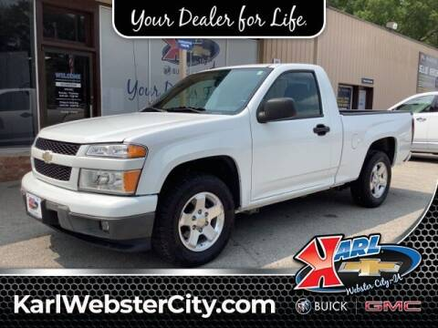 2010 Chevrolet Colorado for sale at Karl Pre-Owned in Glidden IA
