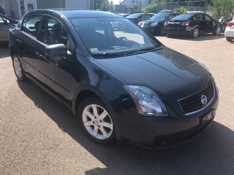 2009 Nissan Sentra for sale at L A Used Cars in Abington MA