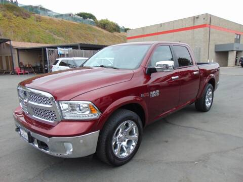 2017 RAM Ram Pickup 1500 for sale at So Cal Performance in San Diego CA