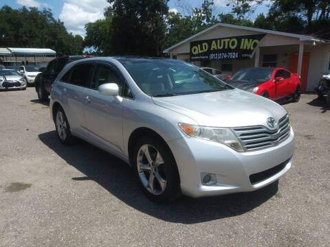 2010 Toyota Venza for sale at QLD AUTO INC in Tampa FL
