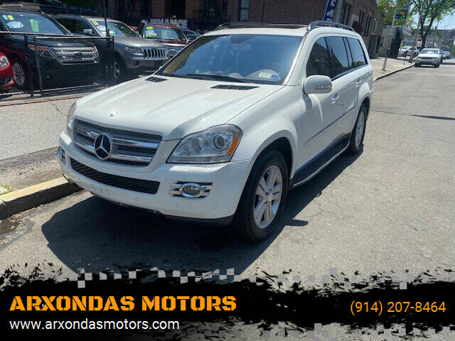 2008 Mercedes-Benz GL-Class for sale at ARXONDAS MOTORS in Yonkers NY