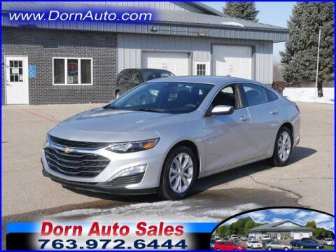 2019 Chevrolet Malibu for sale at Jim Dorn Auto Sales in Delano MN