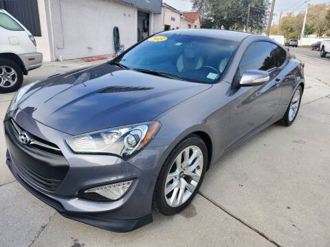 2015 Hyundai Genesis Coupe for sale at Steve's Auto Sales in Sarasota FL