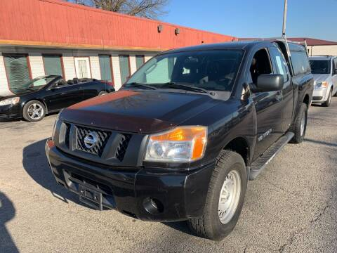 2010 Nissan Titan for sale at Best Buy Auto Sales in Murphysboro IL