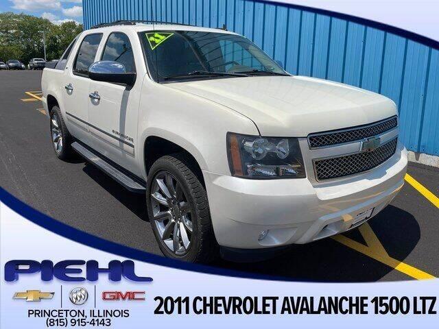 2011 Chevrolet Avalanche for sale in Princeton, IL