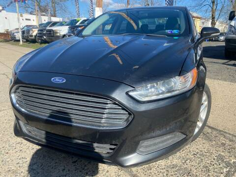 2013 Ford Fusion for sale at Best Cars R Us in Plainfield NJ