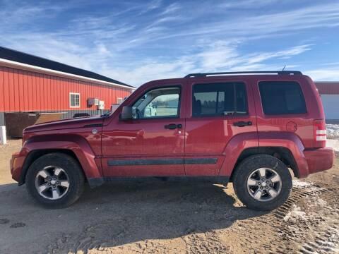 2008 Jeep Liberty for sale at TnT Auto Plex in Platte SD
