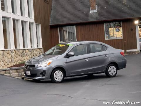 2018 Mitsubishi Mirage G4 for sale at Cupples Car Company in Belmont NH