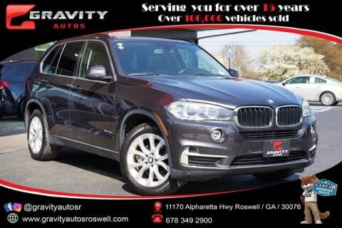 2016 BMW X5 for sale at Gravity Autos Roswell in Roswell GA