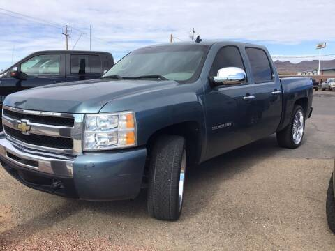 2010 Chevrolet Silverado 1500 for sale at SPEND-LESS AUTO in Kingman AZ
