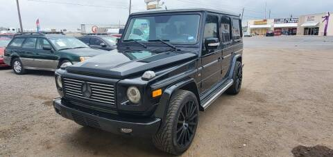 2008 Mercedes-Benz G-Class for sale at BAC Motors in Weslaco TX