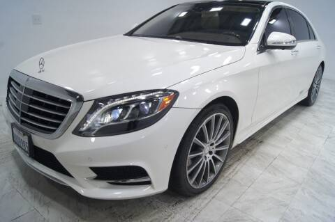 2017 Mercedes-Benz S-Class for sale at Sacramento Luxury Motors in Carmichael CA