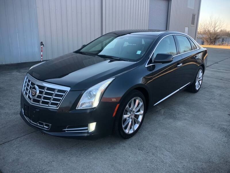 2014 Cadillac XTS for sale at A&M Enterprises in Concord NC
