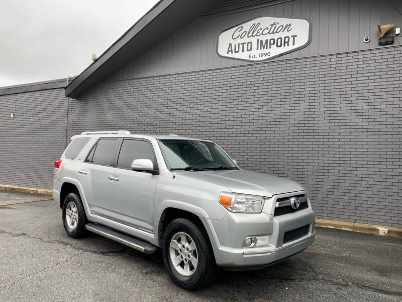2013 Toyota 4Runner for sale at Collection Auto Import in Charlotte NC