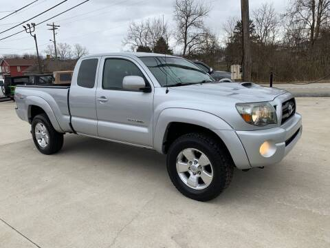 2011 Toyota Tacoma for sale at Twin Rocks Auto Sales LLC in Uniontown PA