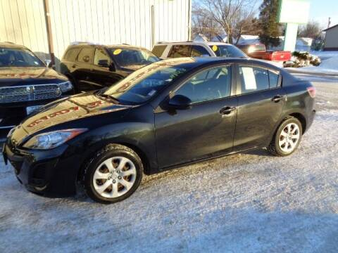 2011 Mazda MAZDA3 for sale at De Anda Auto Sales in Storm Lake IA
