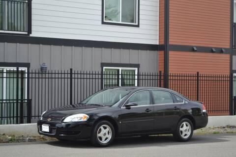 2006 Chevrolet Impala for sale at Skyline Motors Auto Sales in Tacoma WA