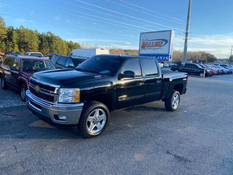 2013 Chevrolet Silverado 2500HD for sale at Billy Ballew Motorsports in Dawsonville GA