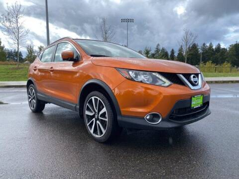 2017 Nissan Rogue Sport for sale at Sunset Auto Wholesale in Tacoma WA