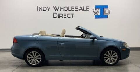 2009 Volkswagen Eos for sale at Indy Wholesale Direct in Carmel IN