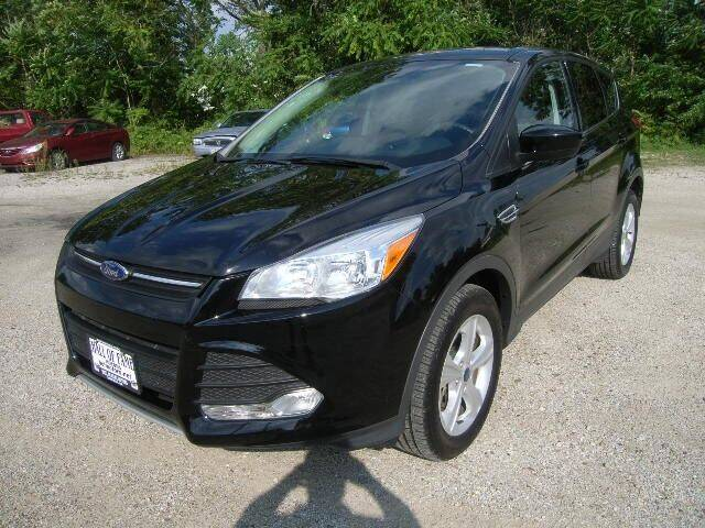 2016 Ford Escape for sale at HALL OF FAME MOTORS in Rittman OH
