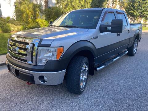 2009 Ford F-150 for sale at Donada  Group Inc in Arleta CA