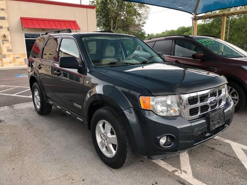 2008 Ford Escape for sale at Gold Star Motors Inc. in San Antonio TX