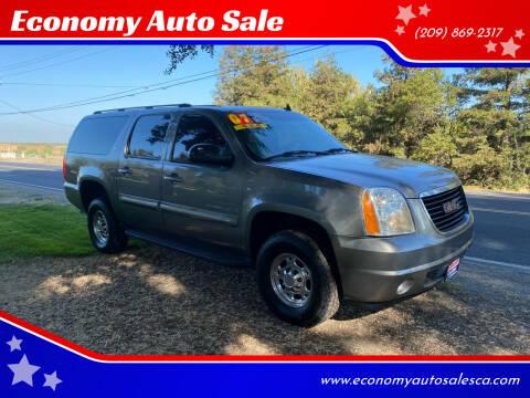 2007 GMC Yukon XL for sale at Economy Auto Sale in Modesto CA