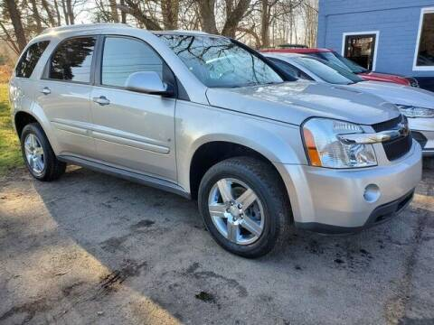 2008 Chevrolet Equinox for sale at Paramount Motors in Taylor MI