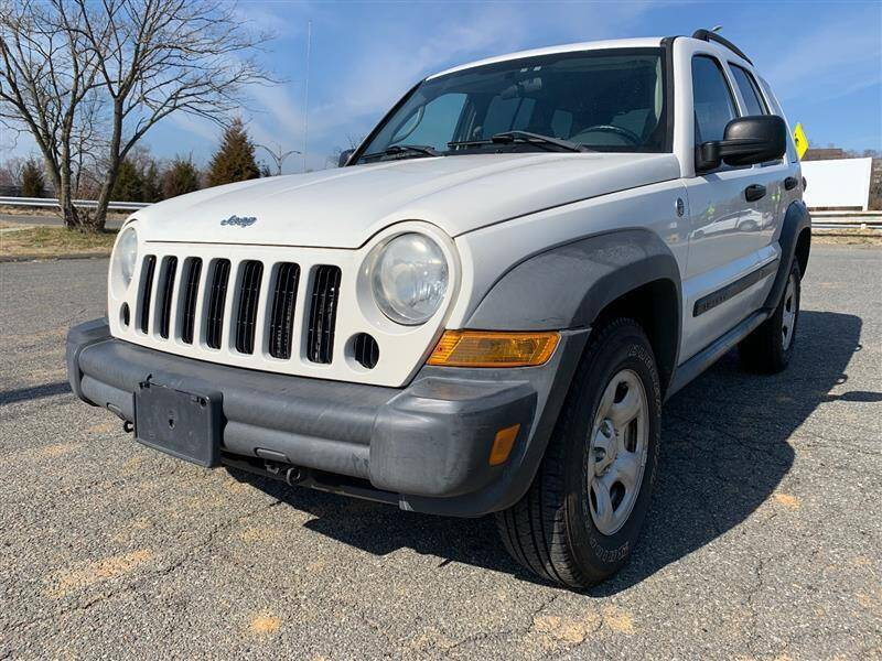 2007 Jeep Liberty for sale at Mid Atlantic Truck Center in Alexandria VA