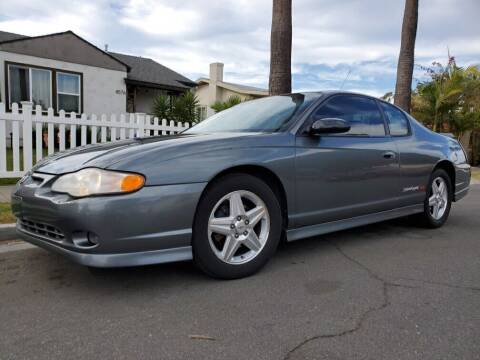 2005 Chevrolet Monte Carlo for sale at AUTO BROKER CENTER in Lolo MT