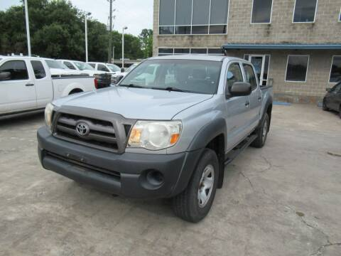2009 Toyota Tacoma for sale at Lone Star Auto Center in Spring TX