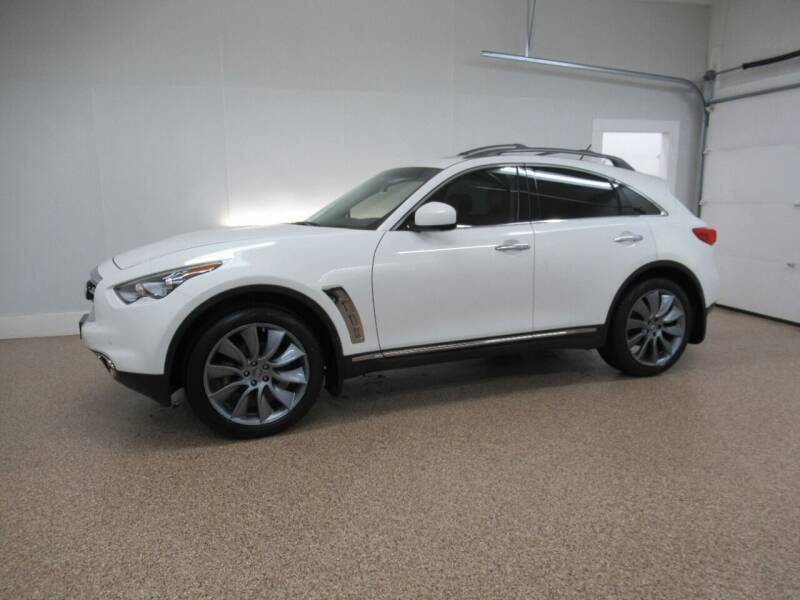 2013 Infiniti FX37 for sale at HTS Auto Sales in Hudsonville MI