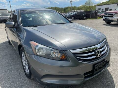 2011 Honda Accord for sale at Ron Motor Inc. in Wantage NJ