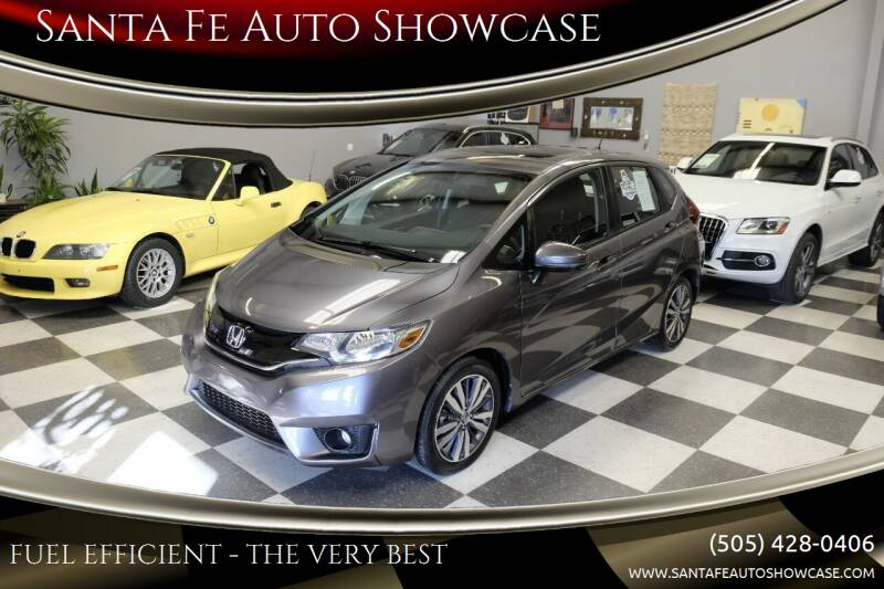 2015 Honda Fit for sale at Santa Fe Auto Showcase in Santa Fe NM