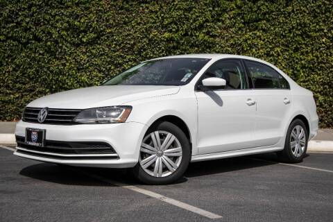 2017 Volkswagen Jetta for sale at 605 Auto  Inc. in Bellflower CA