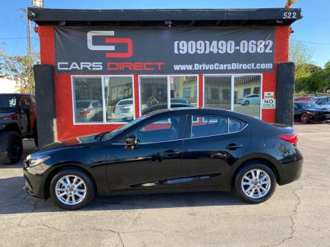 2016 Mazda MAZDA3 for sale at Cars Direct in Ontario CA